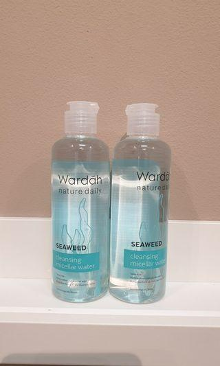 WARDAH DAILY SEAWEED CLEANSING MICELLAR WATER, 240 ml