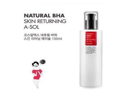 Natural BHA Skin Returning A-Sol