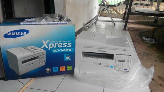 Printer Samsung Xpress Xcs,3406,fw