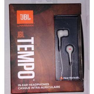 JBL IN-EAR J01W 耳機 / 耳筒