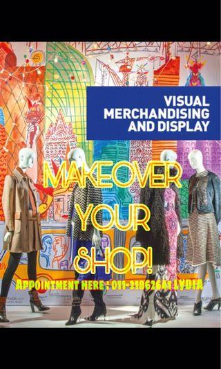 Makeover your shop jb areas