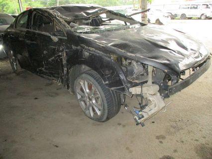 Peugeot 508 1.6 Scrap Wreck