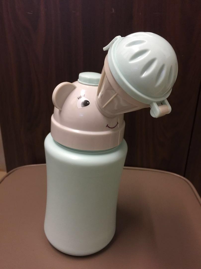 升級版🥇儿童👦🏻外出方便携式小便樽