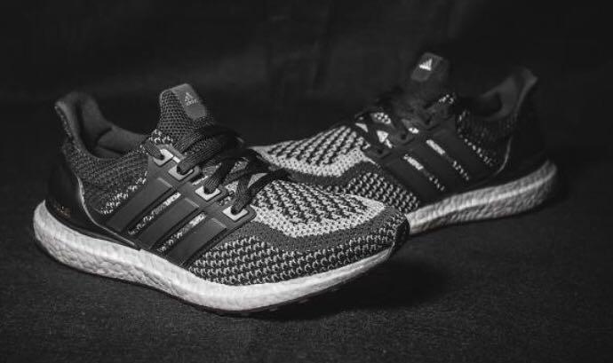 ultra boost 2.0 ltd black reflective cheap online