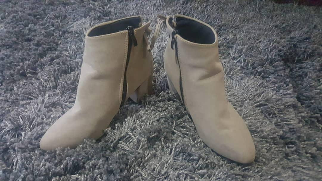 Ankle Boots // Preloved