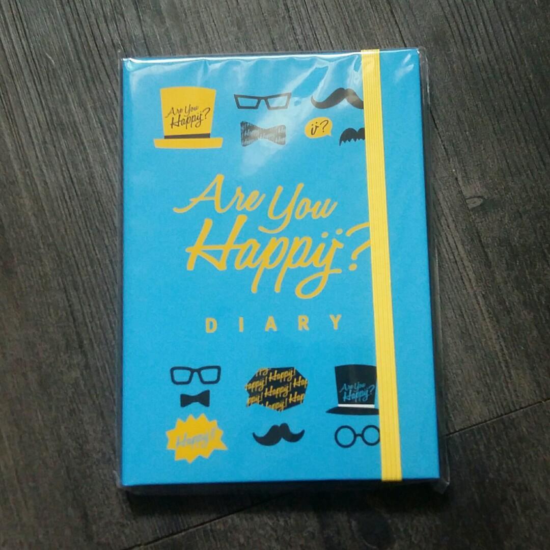 Arashi-Are You Happy DIARY