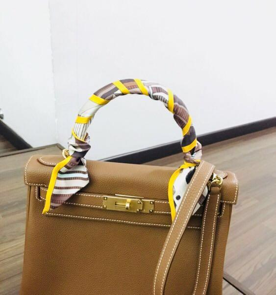 Authentic Hermes Twilly