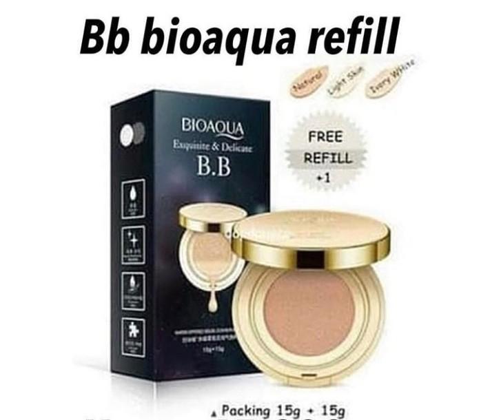 Bioaqua bb Cushion + reffil