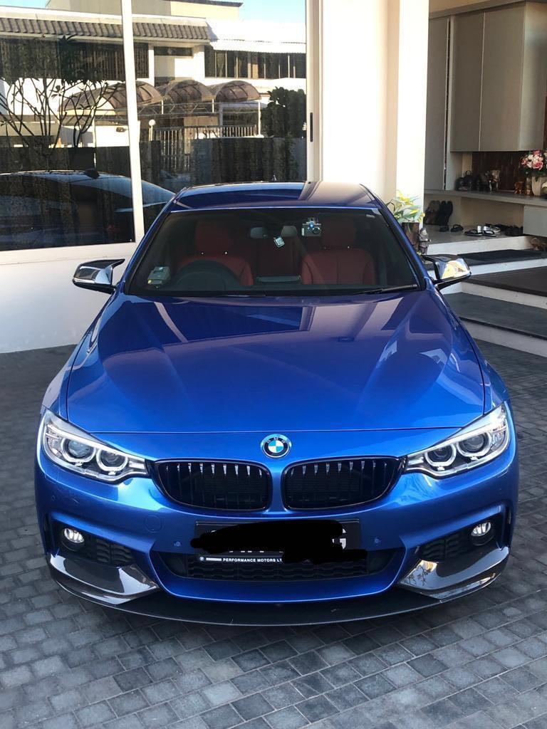 BMW 420i Gran Coupe Auto