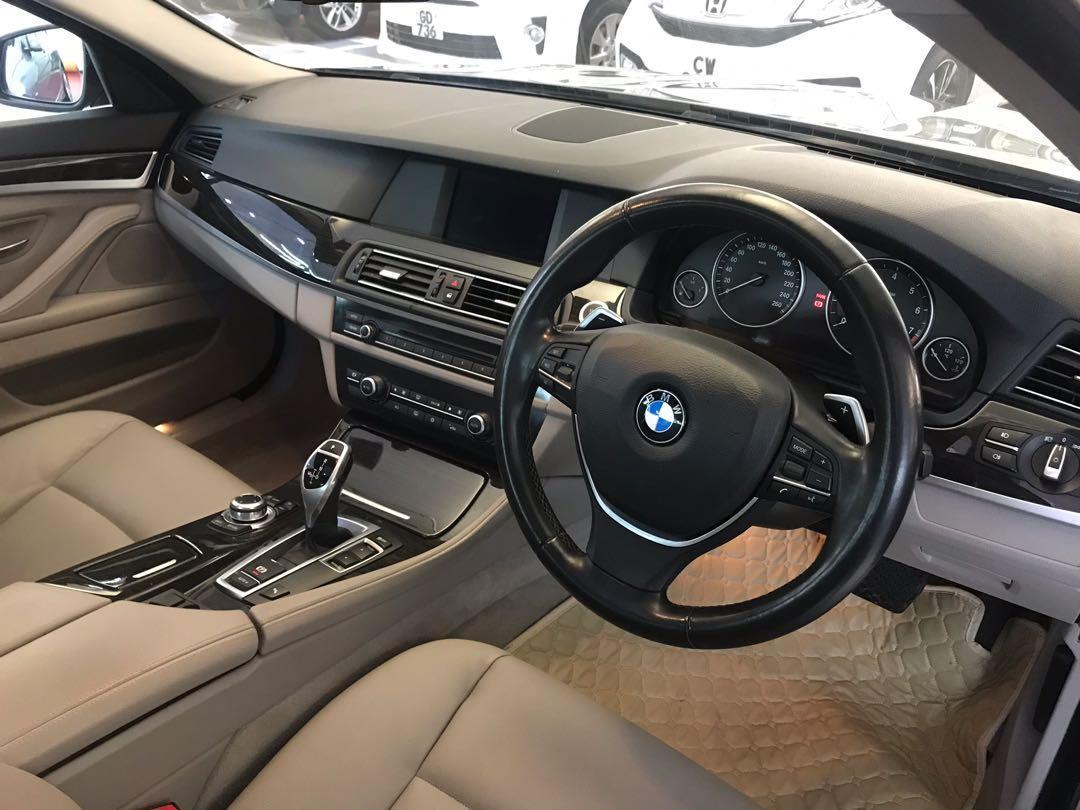 BMW 535IA 2010