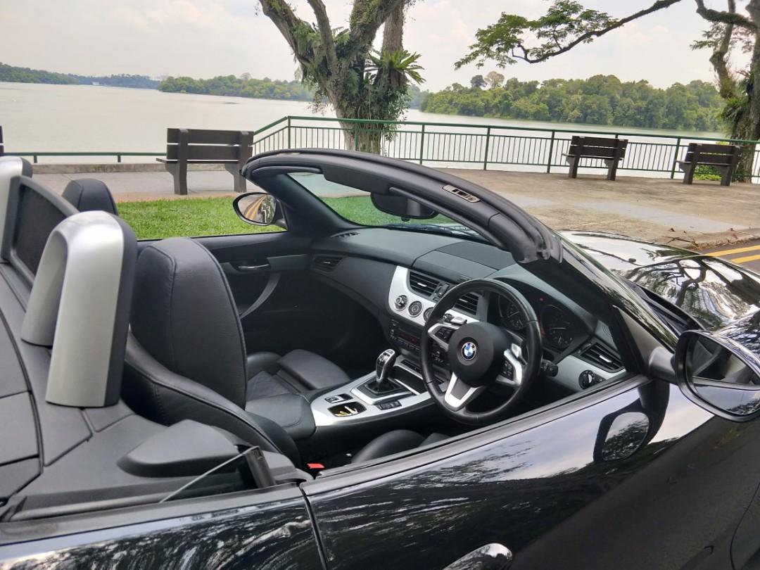 BMW Z4 sDrive35i Auto