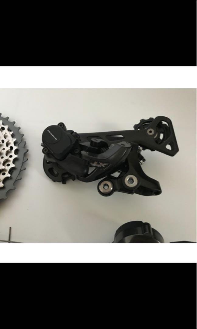 (BN) Shimano Deore XT M8000 1 X 11 Speed (Set Up)