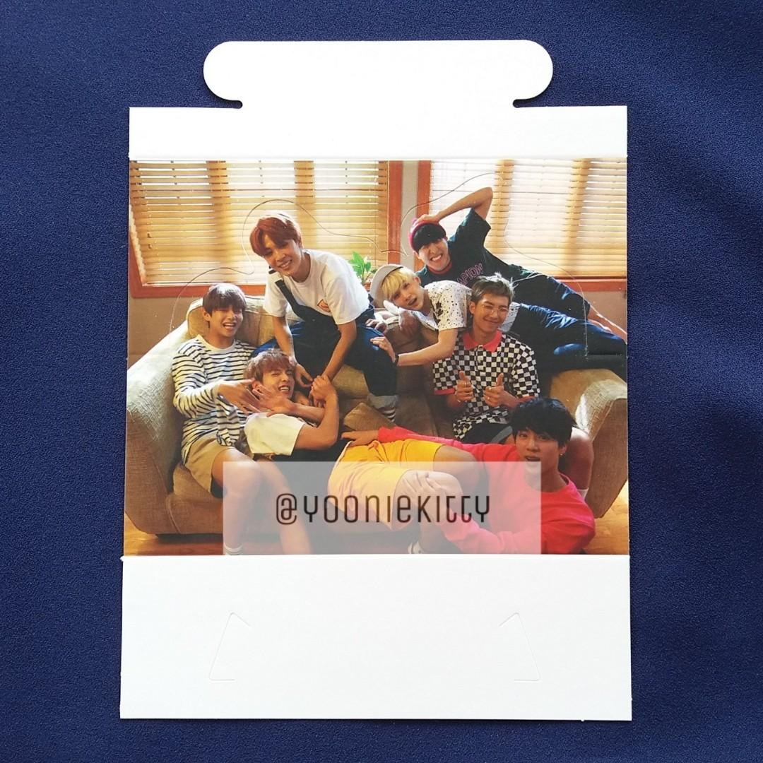 [WTS] BTS NOW 3 IN CHICAGO : RM, JIN & V Unit PC