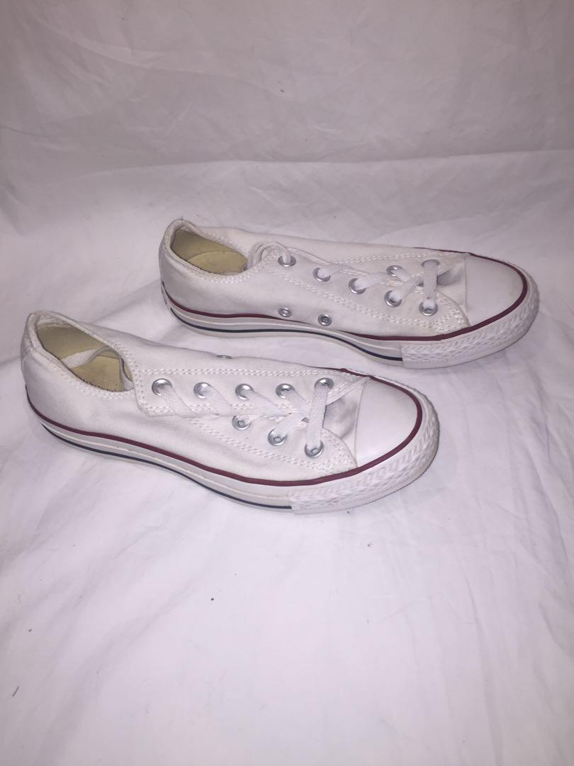 Chuck Taylor All Star Classic Colour Low Top White