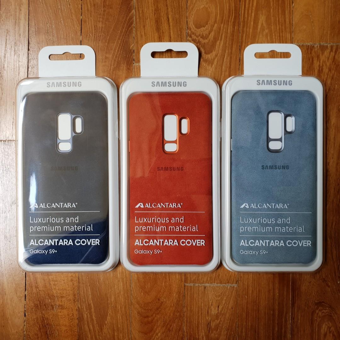 Clearance! BNIP Samsung S9/S9+ Original Covers