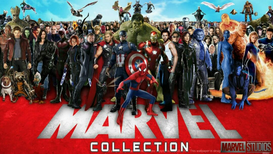 (*UPDATED*) MARVEL Studios Heroes Collection