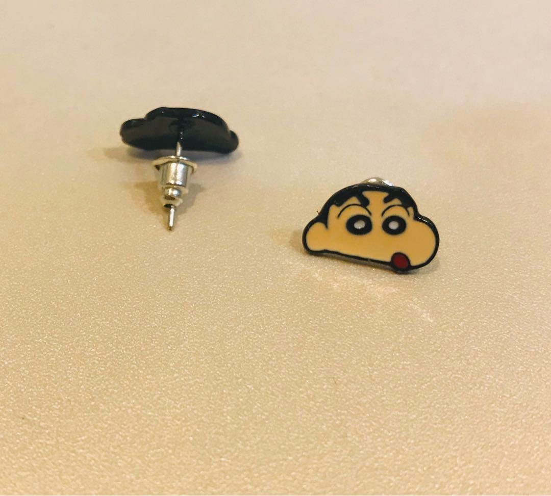 Crayon Shin-Chan earring