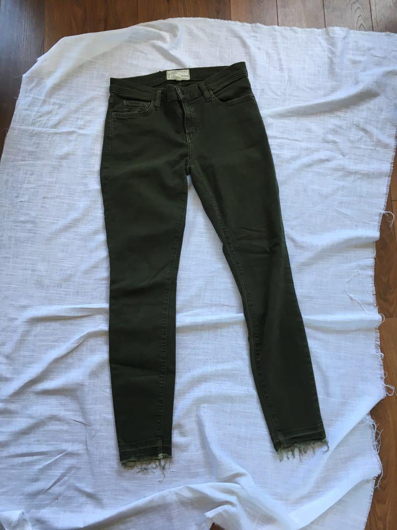 current elliot jeans ($200 worth!)