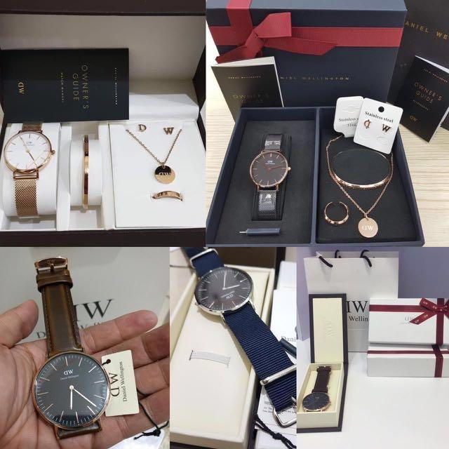 Daniel Wellington ORIGINAL 100%