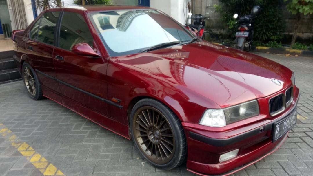 Dijual Cepat BMW Mulus Tipe 318i/E36/M43 Tahun 1997/1998