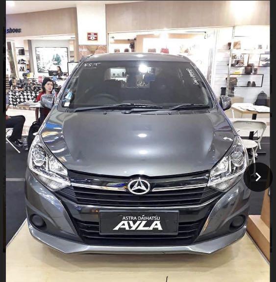 DP MURAH Daihatsu Ayla READY STOCK mulai 14 jutaan. Daihatsu Pamulang