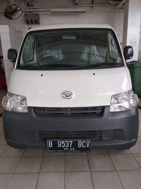 DP MURAH Daihatsu Granmax Blindvan mulai 16 jutaan. Daihatsu Pondok Cabe
