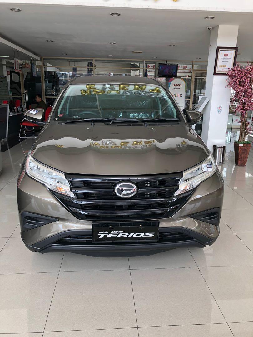 DP MURAH Daihatsu Terios mulai 38 jutaan. Daihatsu Pamulang