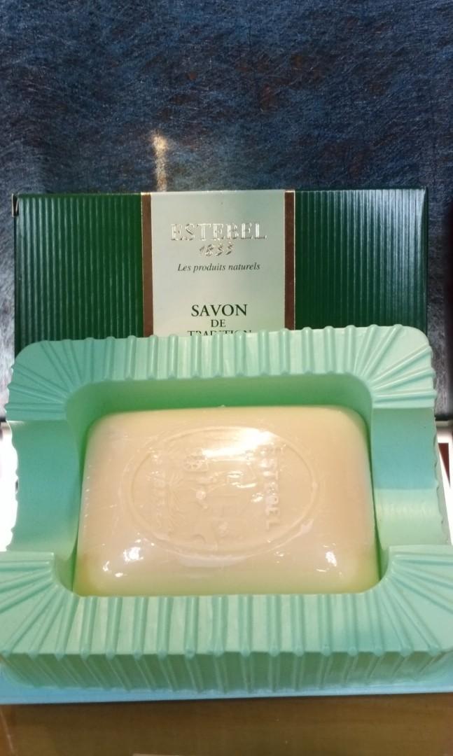 Estebel Sandalwood / Eucalyptus Soap (150G)