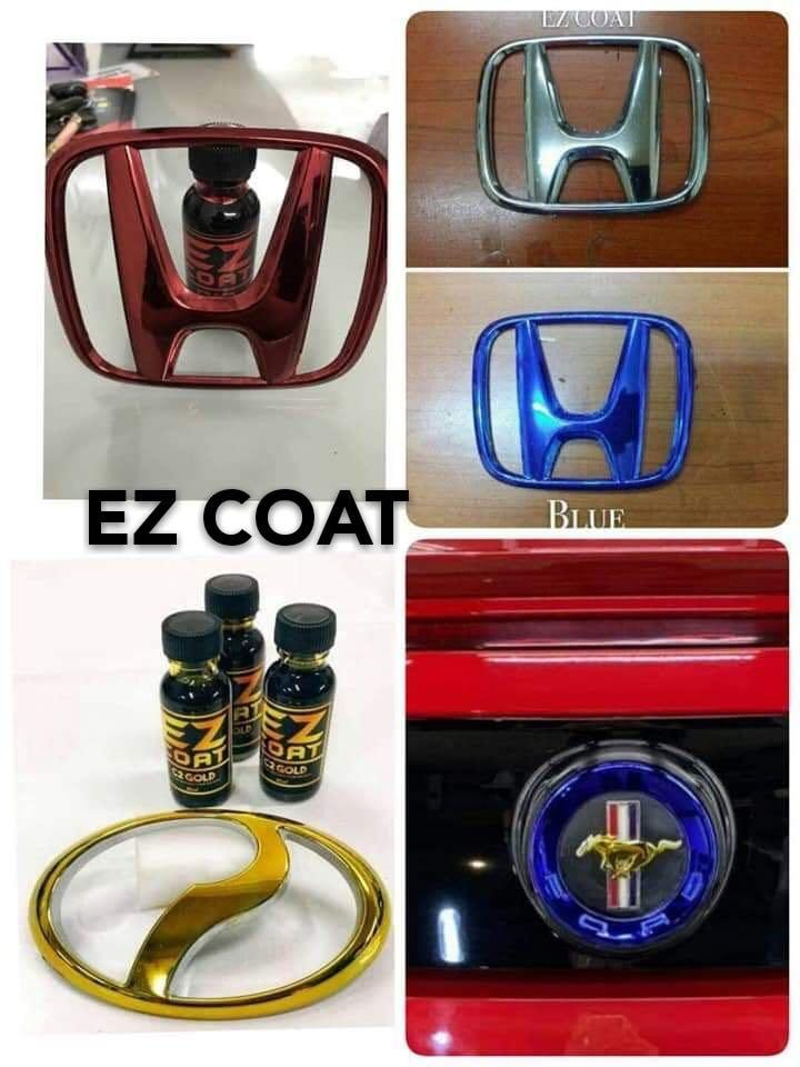 真EZ COAT 神奇電鍍劑