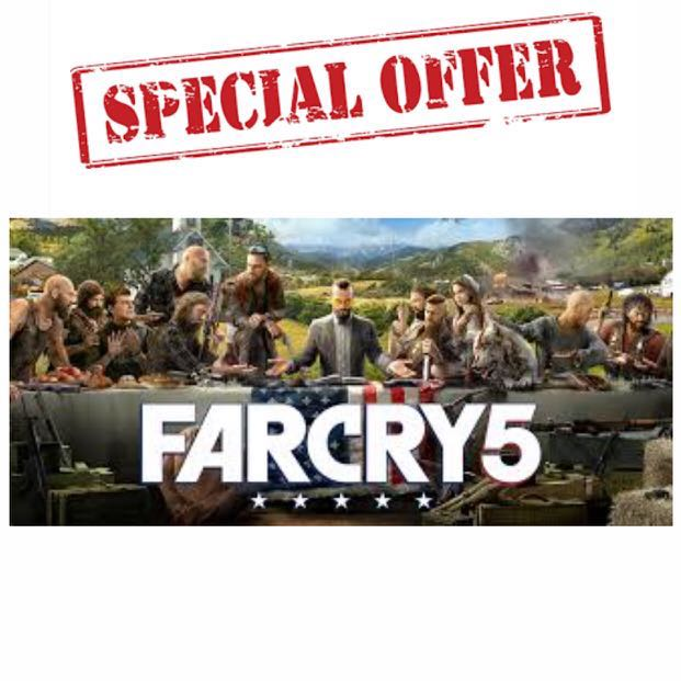 far cry 5 gold edition steam