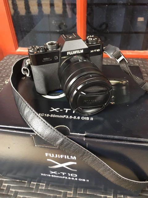 Fujifilm XT10 second 8,3jt (nego tipis)