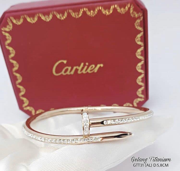Gelang Cartier xupping