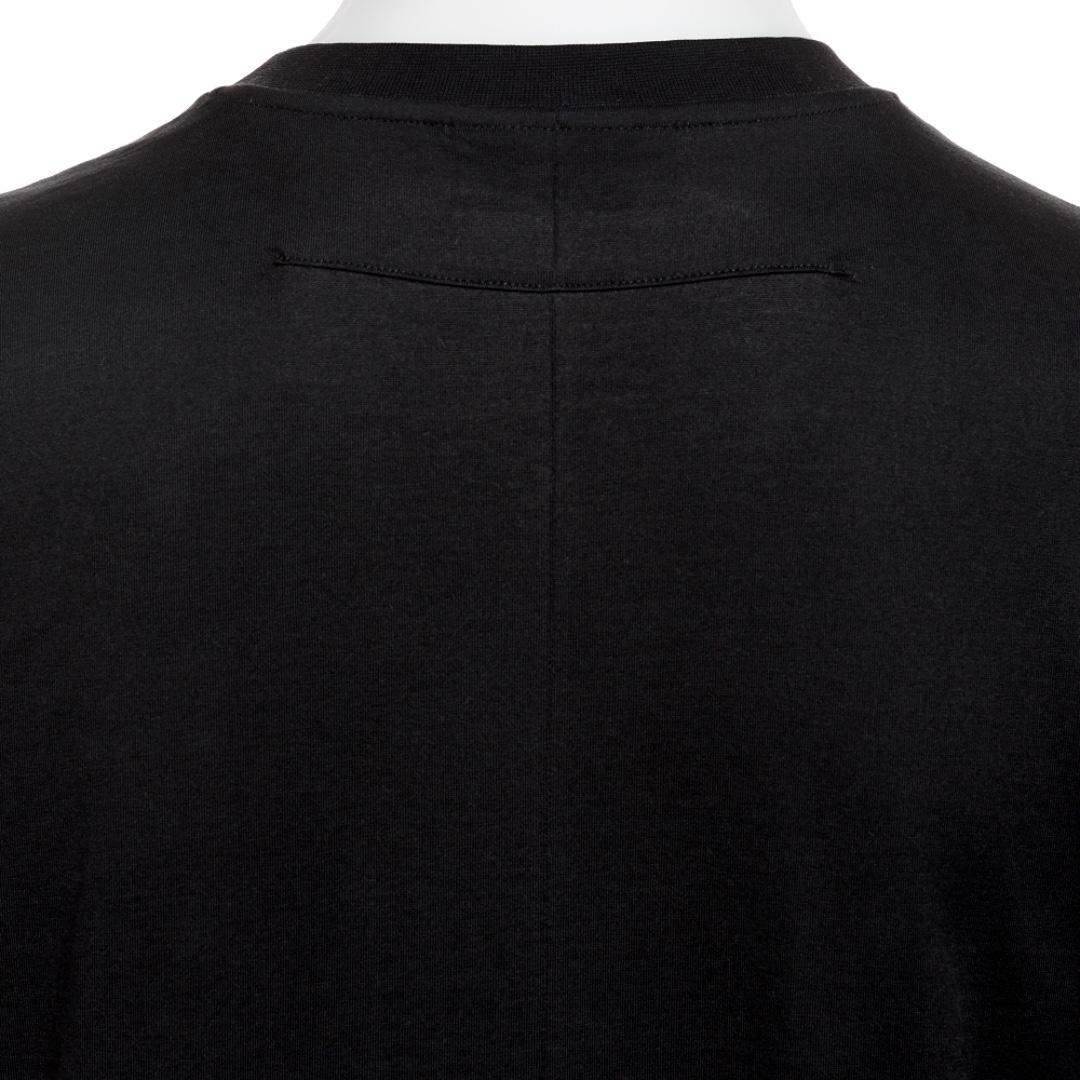 GIVENCHY Fall Winter 13 Men's Black Statue Print Tshirt