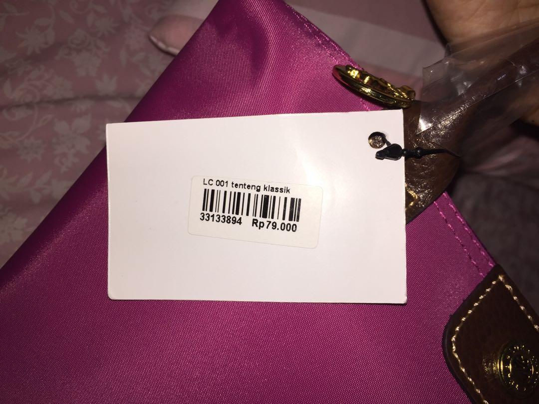 Handbag longchamp