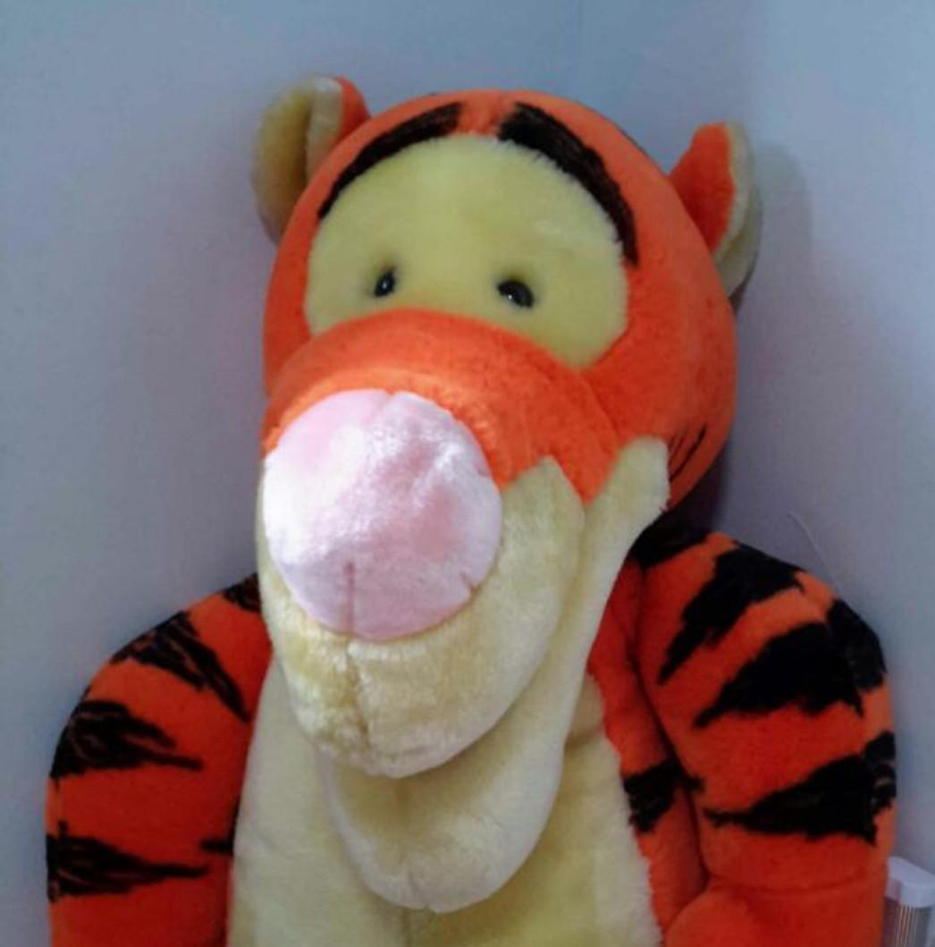 HUGE Tigger Soft Toy