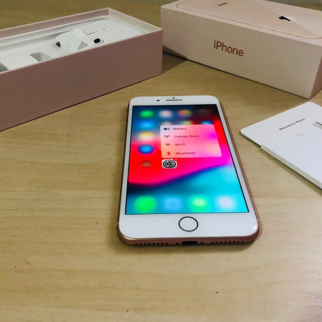 Iphone 8 Plus Garansi Resmi