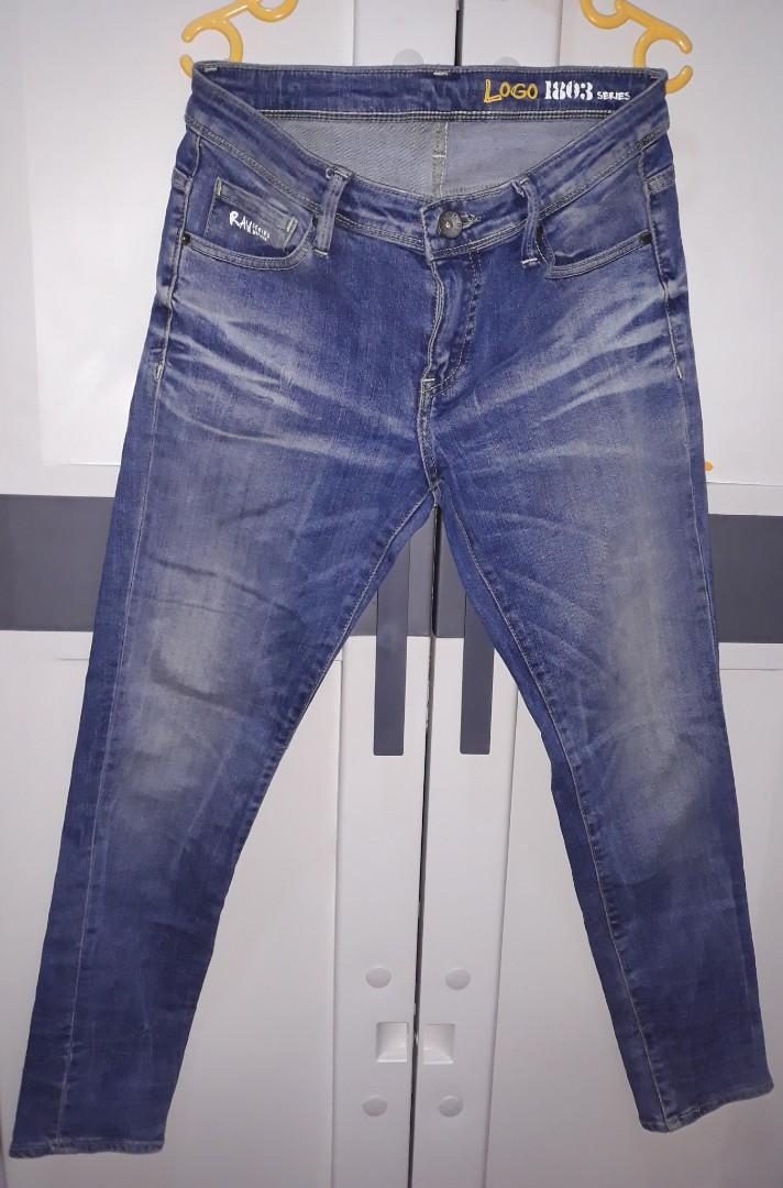 Jeans Logo series 1803