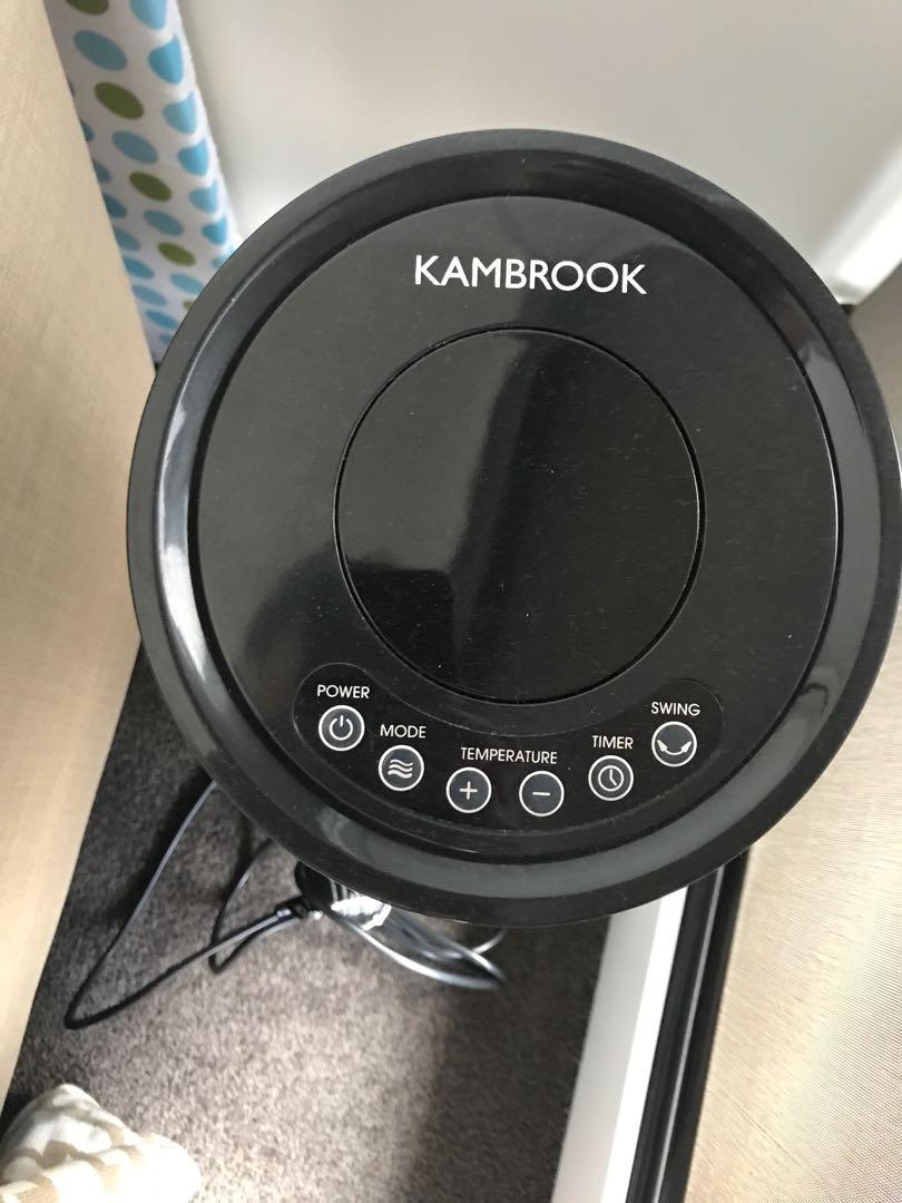 Kambrook heater and fan