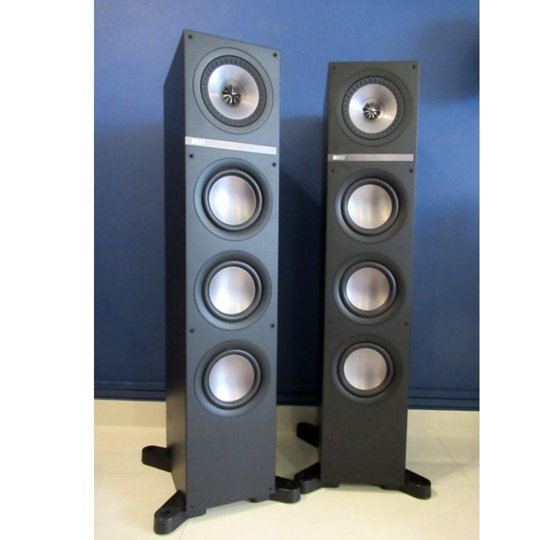 For sale/ open to trade - KEF Q500 Floorstanding Speakers