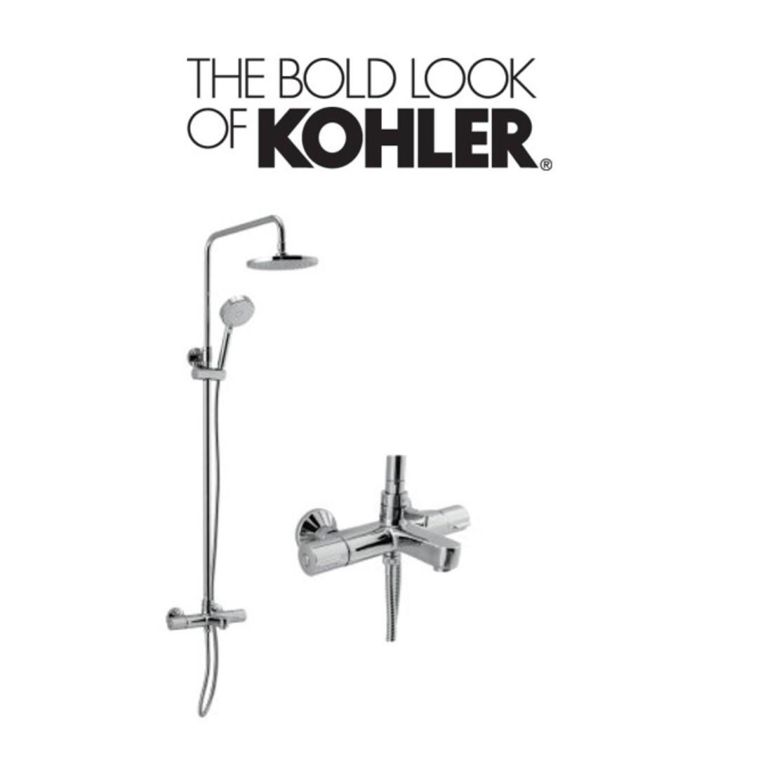 Kohler July Bath Dual Shower Column Home Appliances