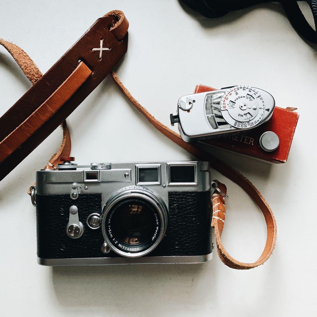Leica M3 Single Stroke, Photography, Cameras, Mirrorless on