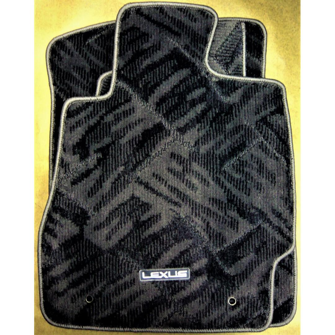 Lexus RX300/Harrier (MCU10W)(97-03) car mats.