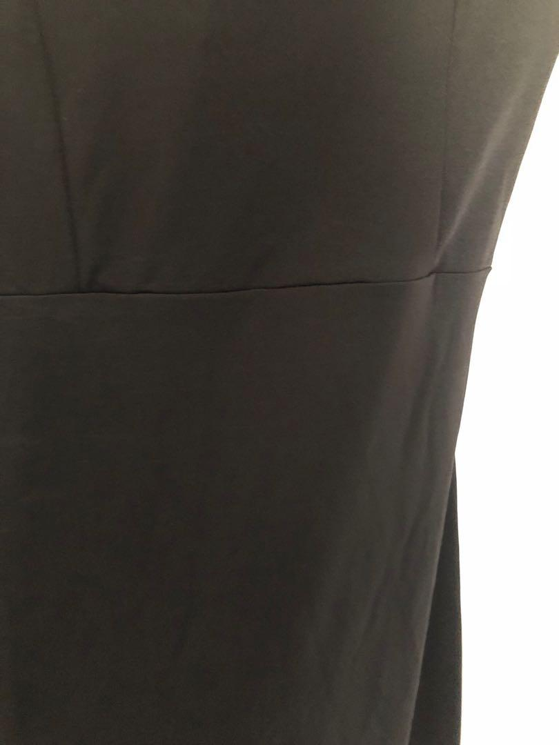 Maxi black dress for sale