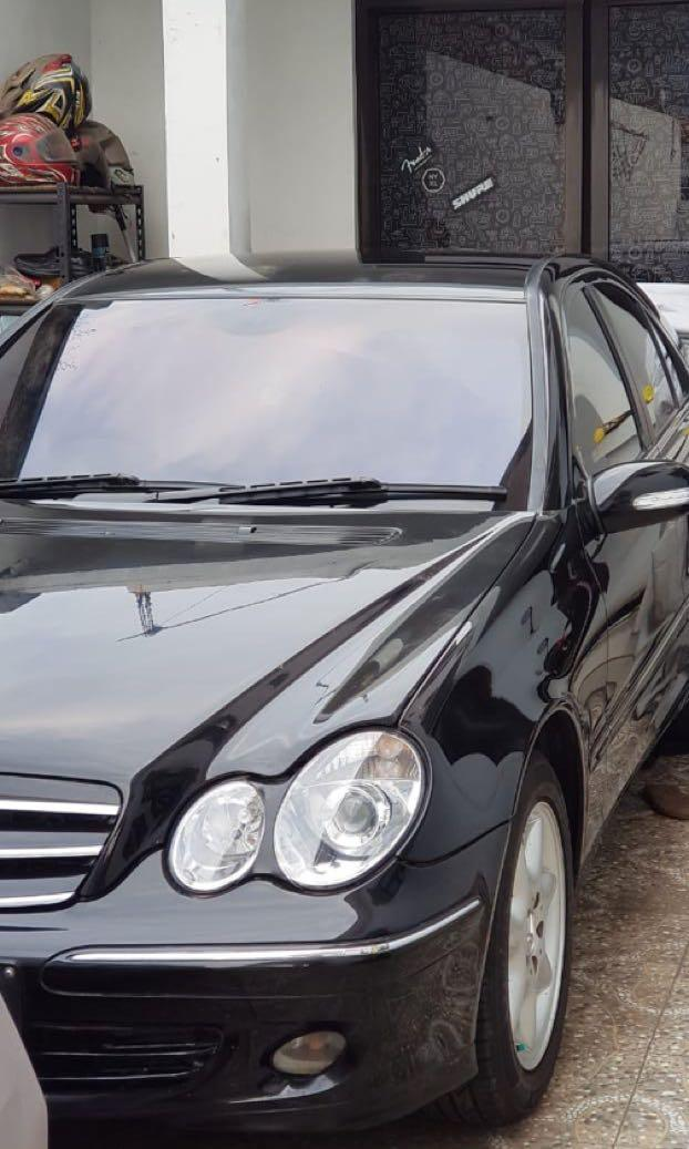 Mercedes Benz C240 tahun 2008 mewah!