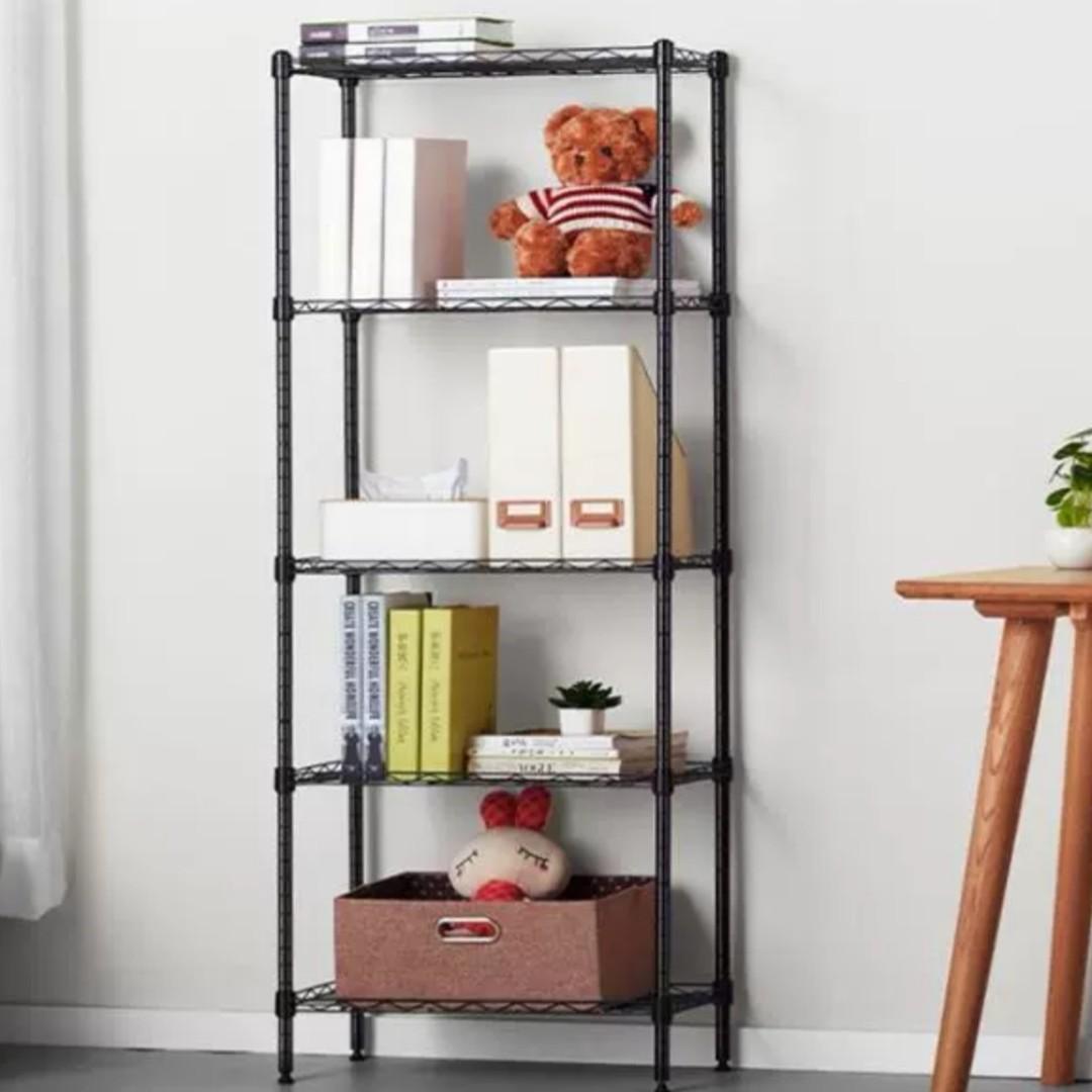 Diy Metal Rack Organiser Furniture Shelves Drawers On