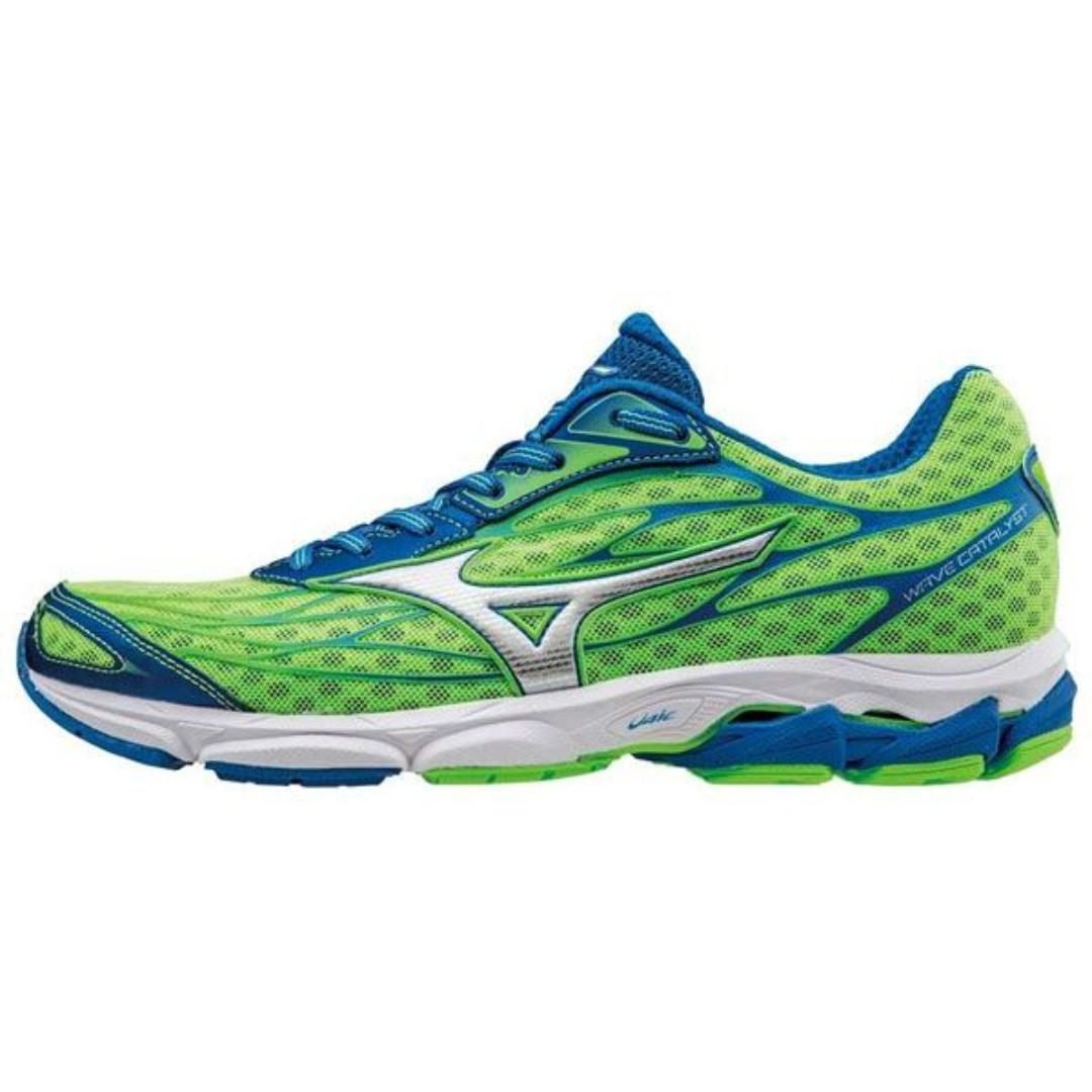 mens mizuno running shoes size 9.5 in us in