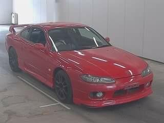 NISSAN Silvia S15 1999(價錢面議)