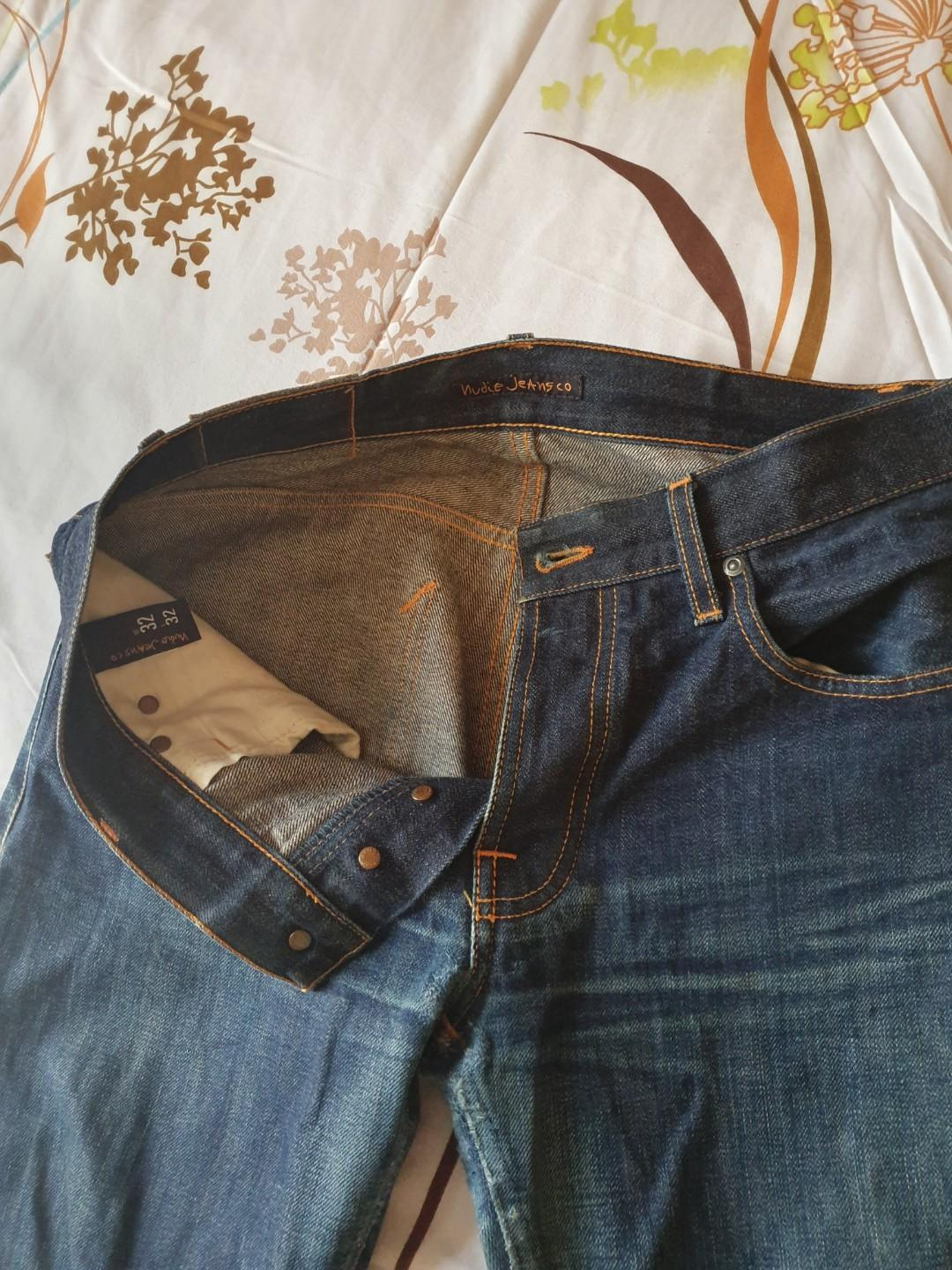 Nudie Jeans Thin Finn Selvage
