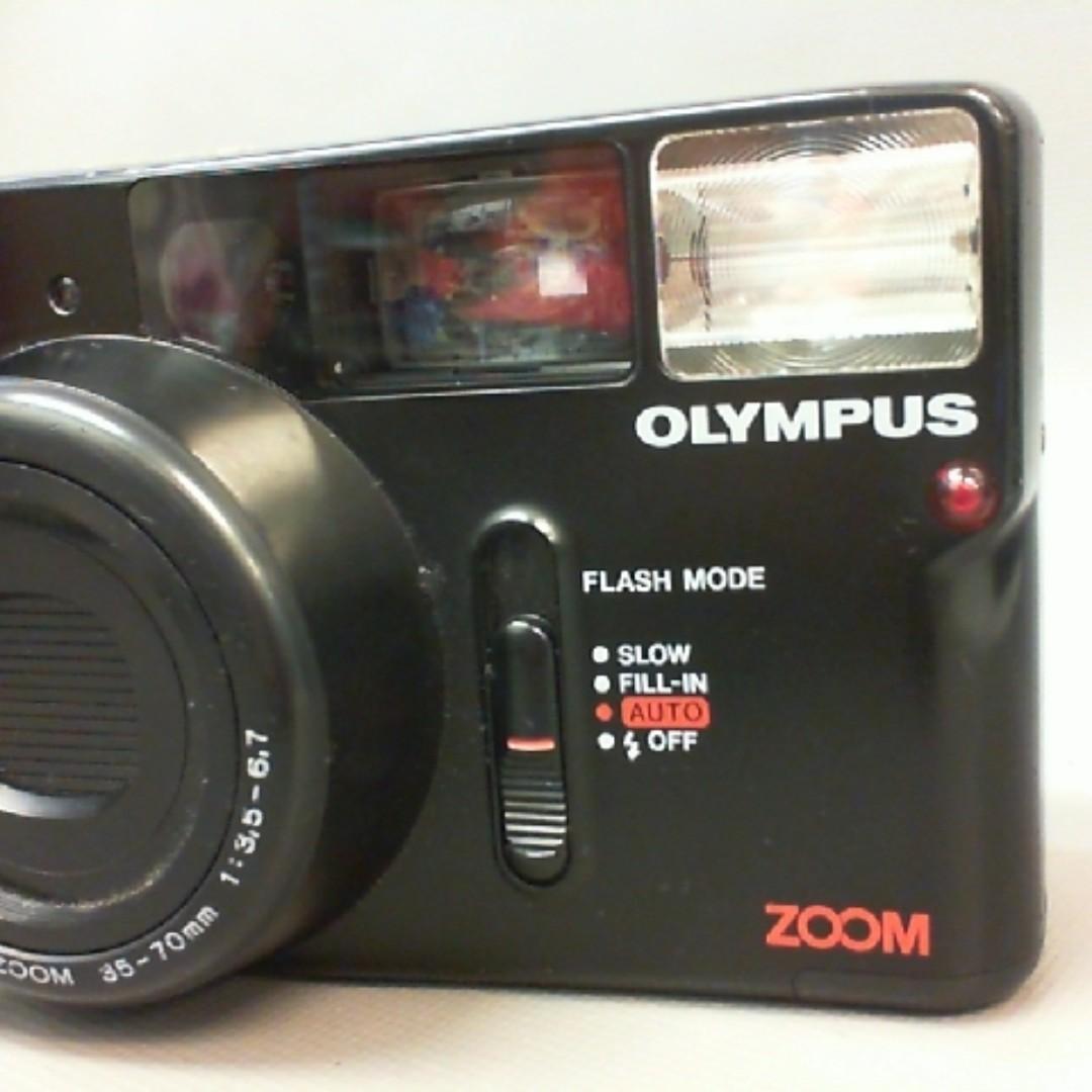 OLYMPUS變焦底片相機  AZ-100 ZOOM
