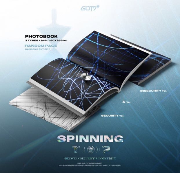 po got7 spinning top album 1557295980 cb97ac31